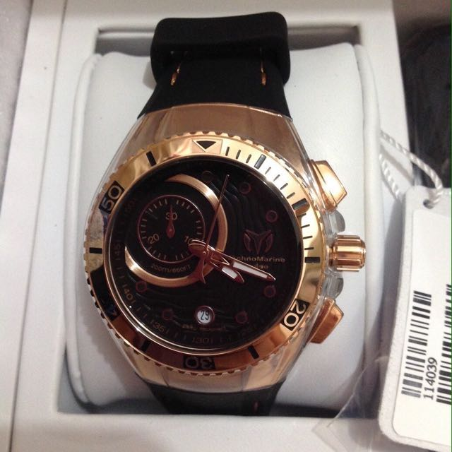 Technomarine TM-114039 Cruise Analog Display Swiss Quartz Watch For Women