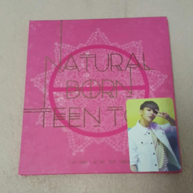 Teen Top Albums For $20