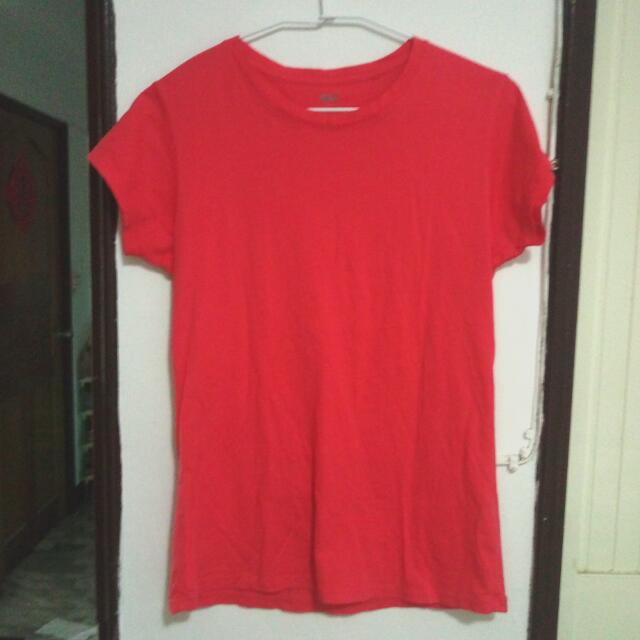 Uniqulo 素色T 短袖Tshirt