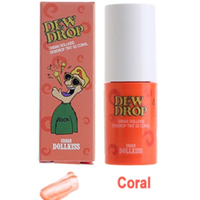 Urban Dollkiss Dew Drop Coral