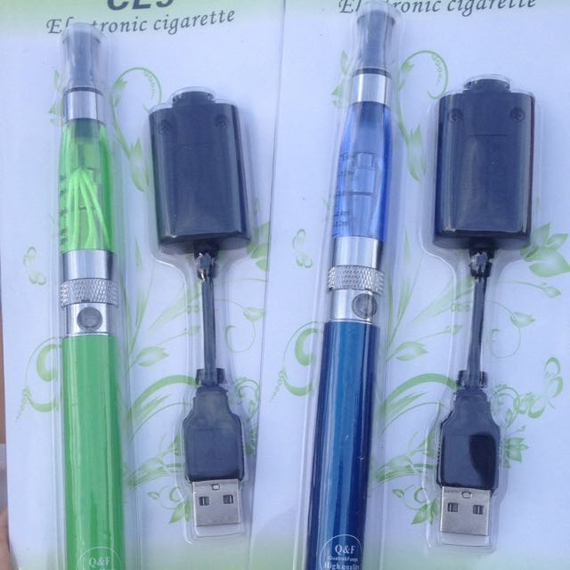 Vape With Charger