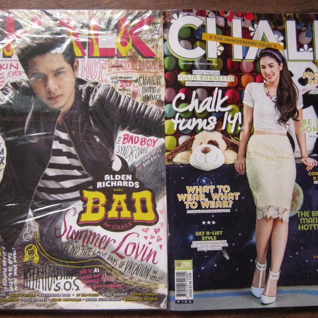 Various Magazines (Pick and Match)