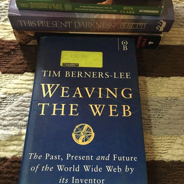 Weaving The Web By Tim Berners-Lee