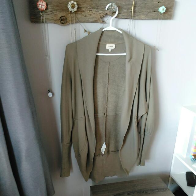 WILFRED Cardigan Size XS