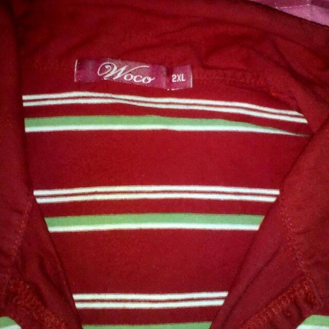 Woco (Stripped Shirt)