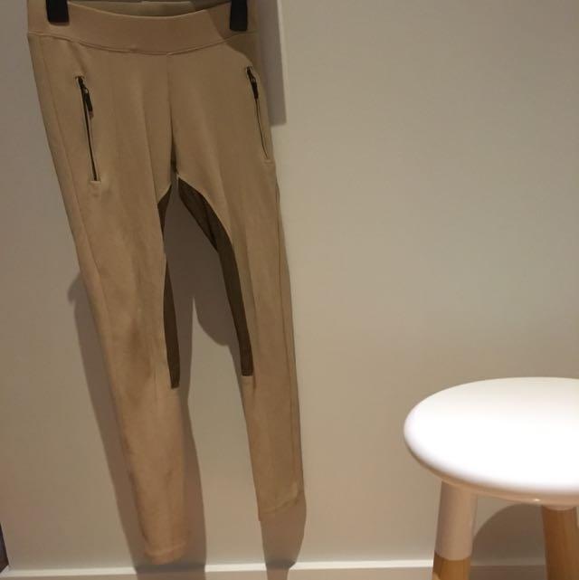 Zara Basic Legging Pants