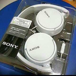 *BNIB* Sony Stereo Headphones MDR-ZX110P