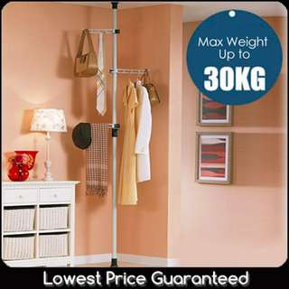 Standing Pole Rack (No Box) ; Clearance while stock last!!!!