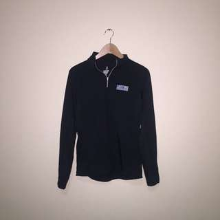 Lifetime Athletics Workout Quarter Zip Up