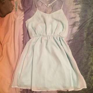 Mint Tobi Summer Dress