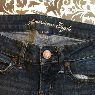 American Early Jeans Size 2
