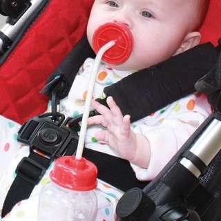 Clevamama On The Go Feeding Bottle
