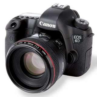 LF - Canon 6d