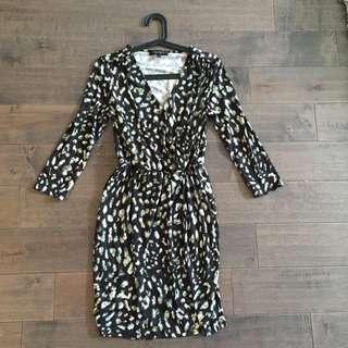 Dynamite 3/4 Sleeve Dress