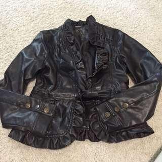 Leather Jacket (medium)