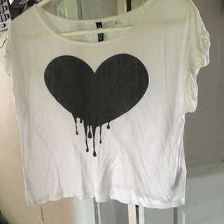 Brand New H&M Crop Top Small