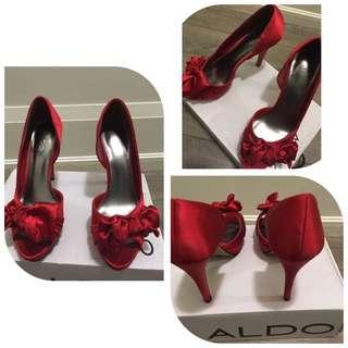 Aldo satin Shoes