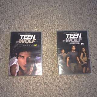 Teen Wolf 3-Disc Set (Seasons 1&2)