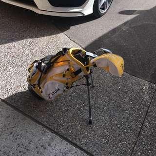 Atom Junior Left Handed Golf Set With Bag