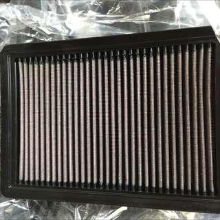 2012-2016 Chevy Sonic K&N Air Filter