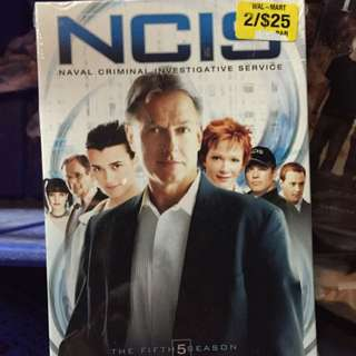 Sealed NCIS Season 10