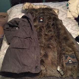 ARTIZIA- TNA Winter Coat (blackcomb)