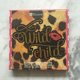 BH Cosmetics Wild Child Eyeshadow Palette