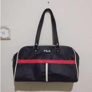 Handbag FILA Black