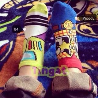 巴斯胡迪2雙襪襪(不拆賣