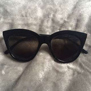 Cat Eye Sunglasses From Glassons