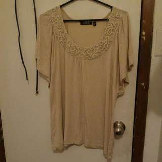 Jessica Fancy Loose T-Shirt