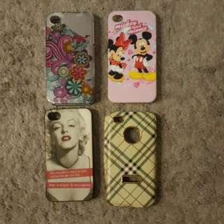 IPhone 4/4S Design Cases