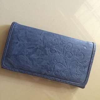Dompet 3Second Navy