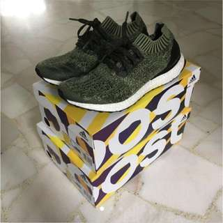 US8 Ultra Boost Uncaged Adidas