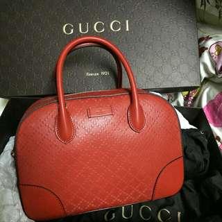 Gucci兩用手提包