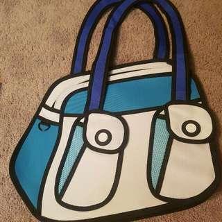 Cartoon Hand Bag