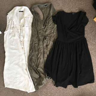 Bundle day dresses