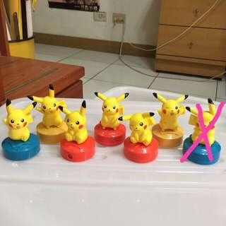 ✨含運✨神奇寶貝-皮卡丘絕版麥當勞系列玩具