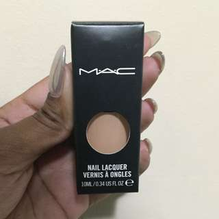 MAC Nail Lacquer: Skin