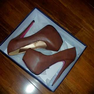 Marco Gianni TAN High Heels