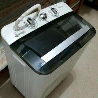 Frigidaire3.5kg雙槽洗衣機FAW-0351MT