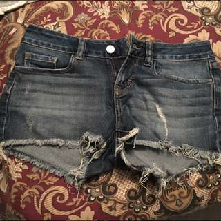 PINK Blue Shorts