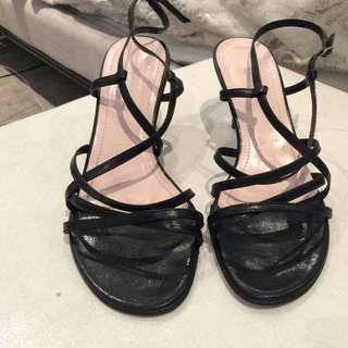 Leather Size 8