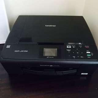 Printer- Brother Wireless Printer