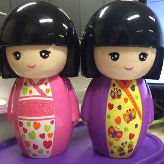 Japanese Doll - Money Bank