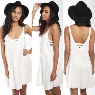 Somedays Lovin White Dress