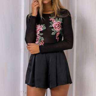Stelly Playsuit