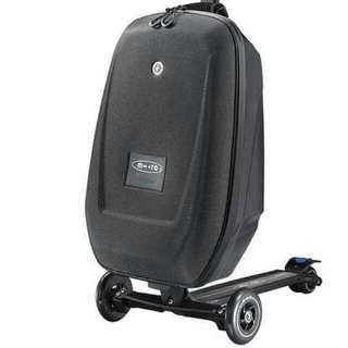 瑞士 Micro Luggage 第一代行李箱
