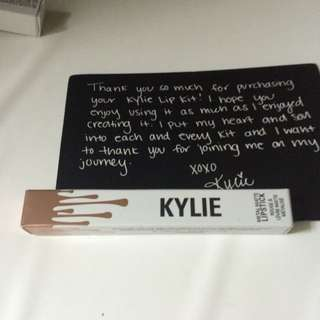 Kylie Lipkit Metal