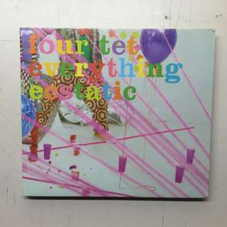 Four Tet-everything Ecstatic